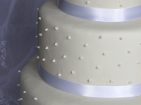 White-Pearls-Wedding-Cake