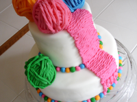 Yarn-and-Scarf-Cake