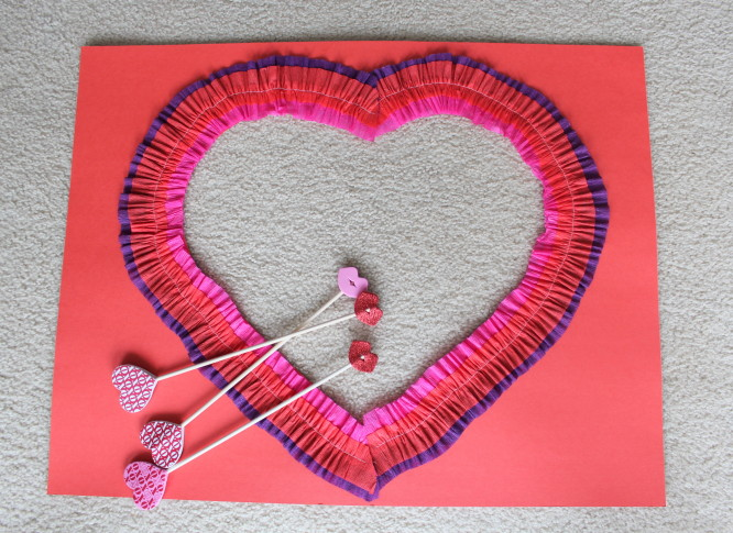 Cupid's Arrow Valentine Game